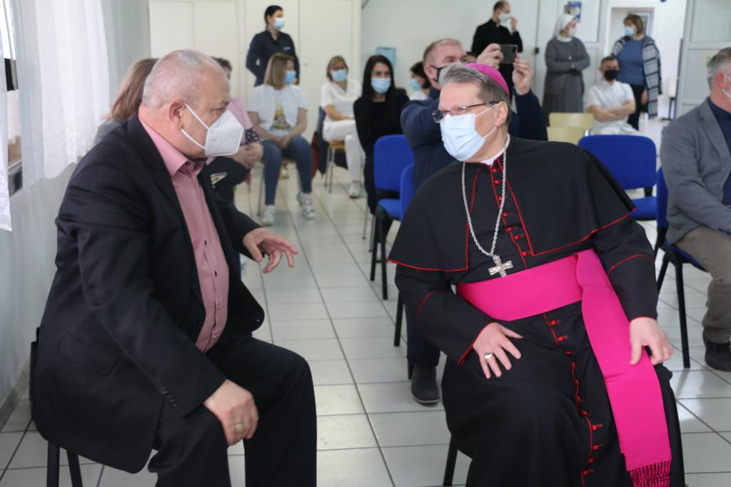 Gradonačelnik Mirko Duspara obišao radove u Zlatnom cekinu