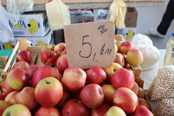 Pazite što kupujete: Trgovine pune jabuka s lažnom deklaracijom prskane zabranjenim fungicidom
