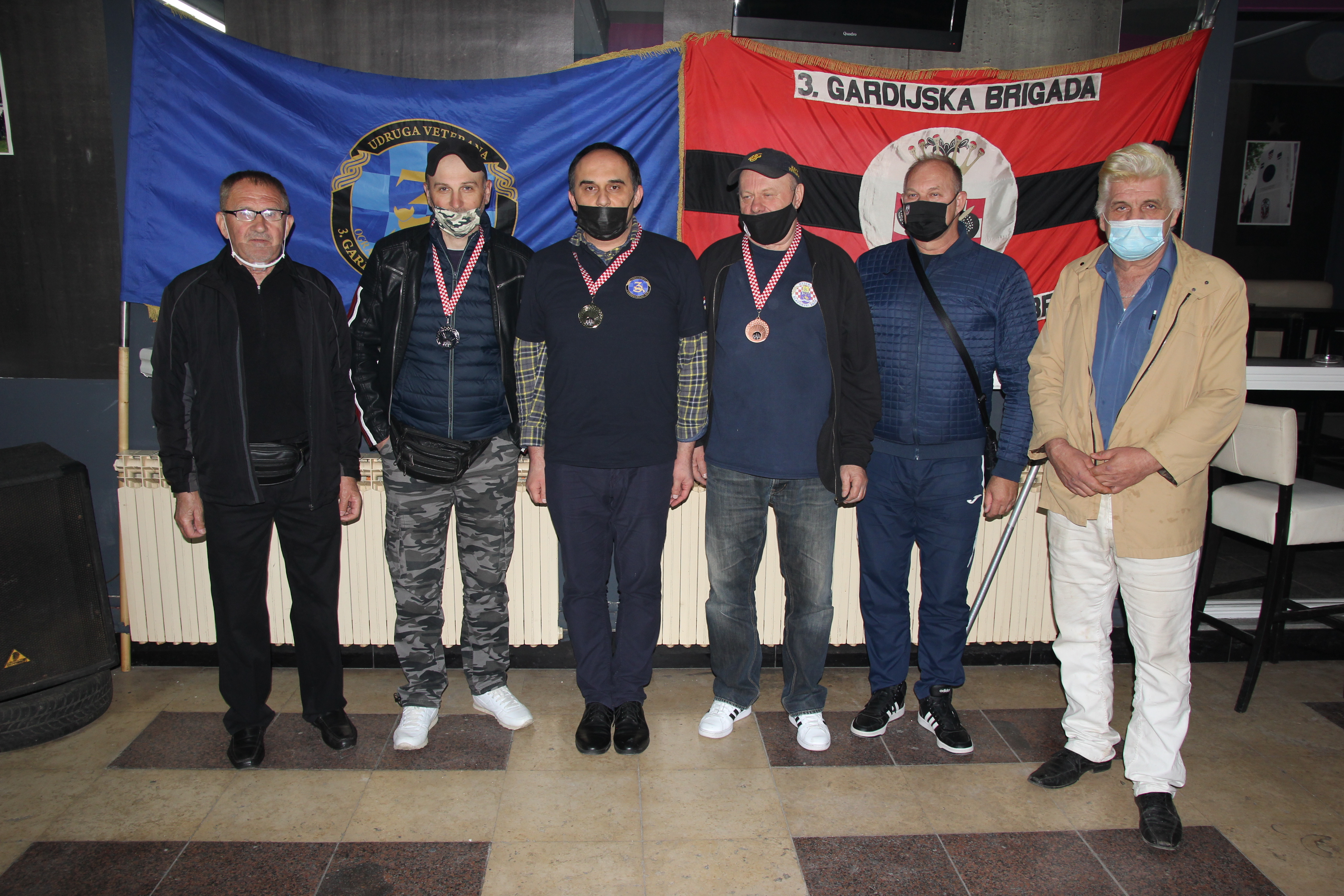 Održan Šahovski turnir povodom 30. godišnjice 3. Gardijske brigade Veterana Kune