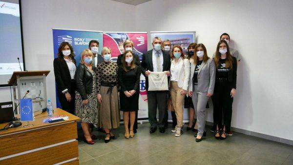 Održana uvodna konferencija projekata Tehničke škole Slavonski Brod