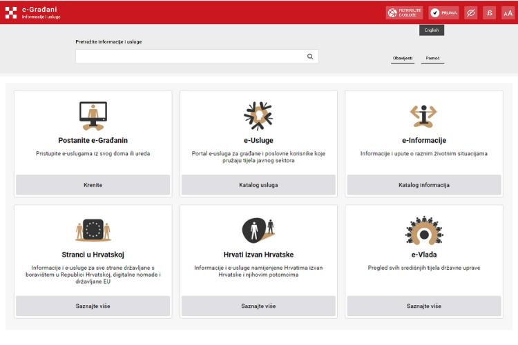 Građanima na raspolaganju novi portal e-Građani, evo što se mijenja