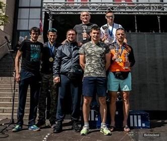 Policijski službenici PU brodsko-posavske osvojili drugo mjesto na ovogodišnjem 6. Zagrebačkom proljetnom polumaratonu