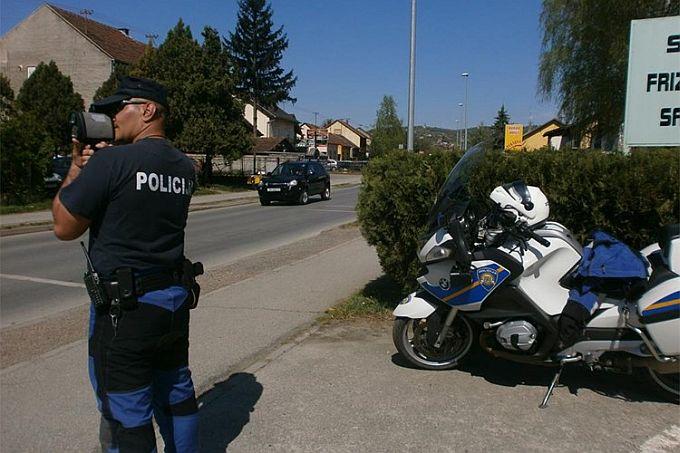 Policija će sutra pojačano alkotestirati vozače i testirati ih na prisutnost droga