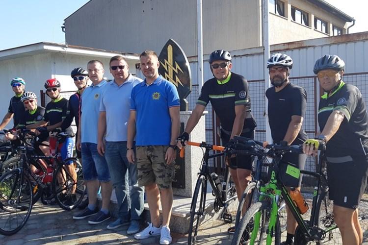 U zajedništvu sada kao i 1991. - Biciklistički maraton Dubrovnik - Vukovar