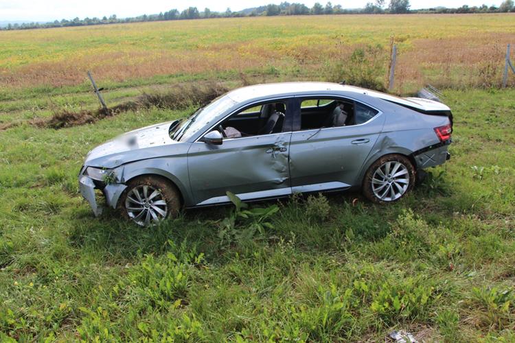 Na raskrižju u Rešetarima dvije prometne nesreće za vikend