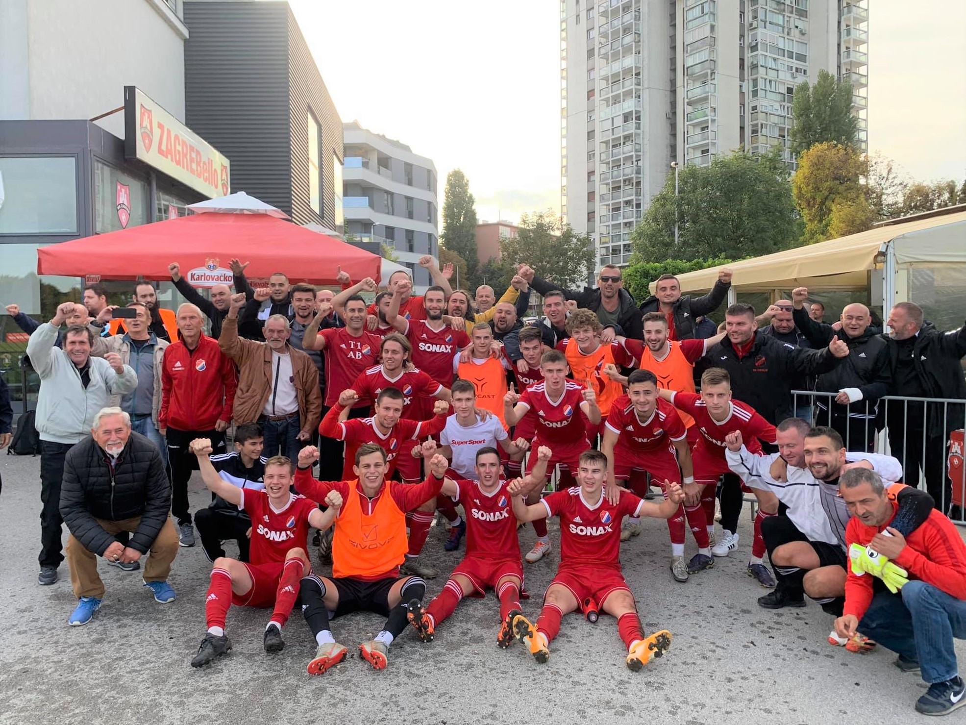 Oriolik se plasirao u osminu finala Hrvatskog nogometnog kupa