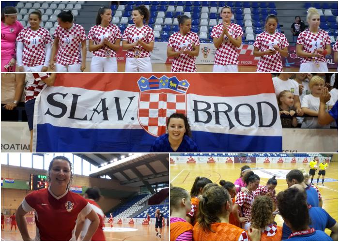 Brođanka Tomislava ponovno među 12 odabranih za Europsko prvenstvo u futsalu za žene