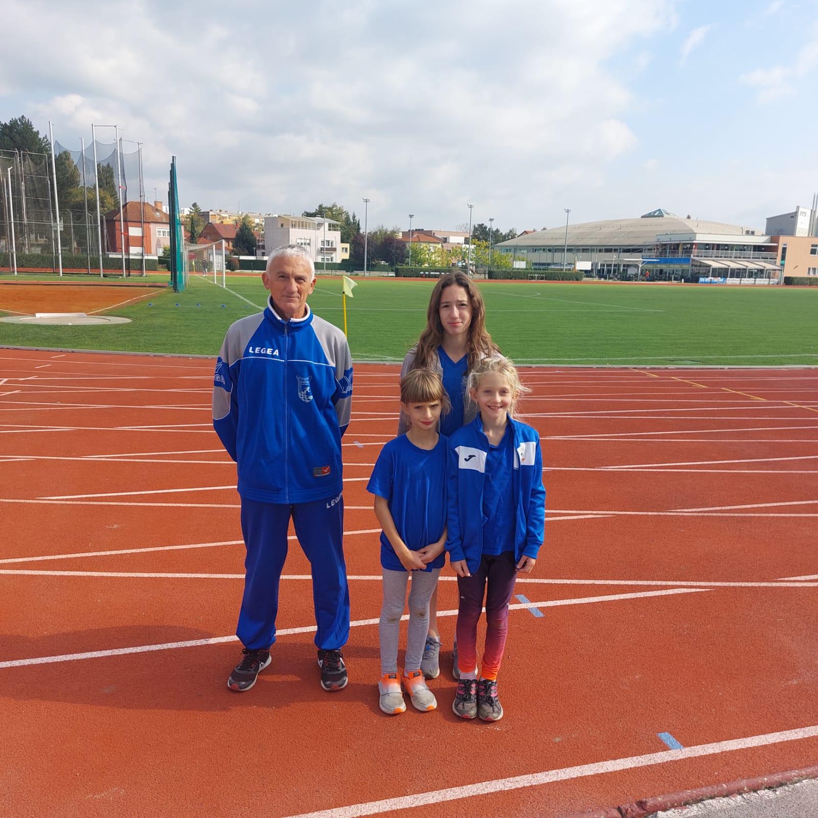 Atletičari Marsonije danas nastupili u Varaždinu